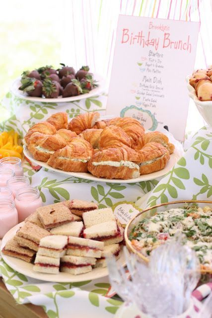 Adult Birthday Party Ideas for Food Lovers