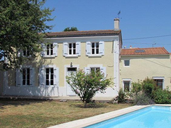 Rochefort (17300) Vente Maison 3 chambres - 5 pièces - 82 m² - Ref : ag440414!46597375!93531JMB - Annonces immobilières gratuites - Local.fr