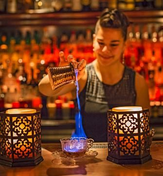 Knock twice for martinis at these Prohibition-style bars in Chicago; Rapid City, South Dakota; Milwaukee and Kansas City, Missouri.