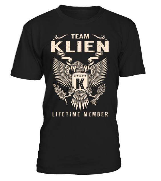 Team KLIEN Lifetime Member