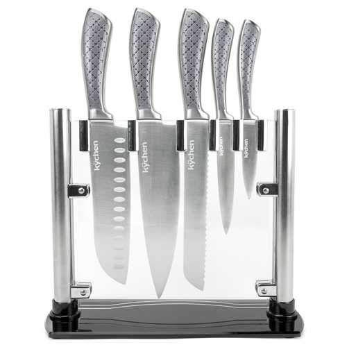 Ensemble De Couteaux 5 Ustensiles Ustensile Couteau