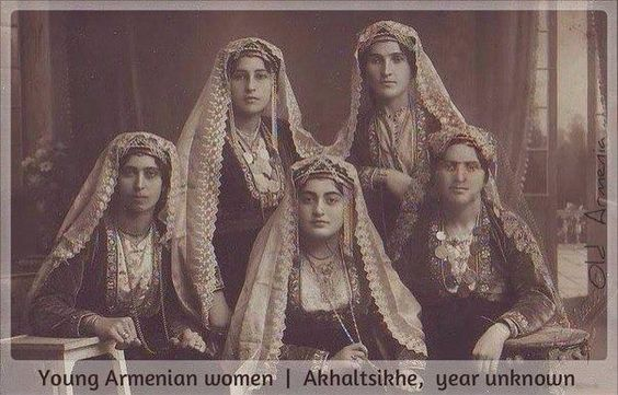 Armenian rich woman