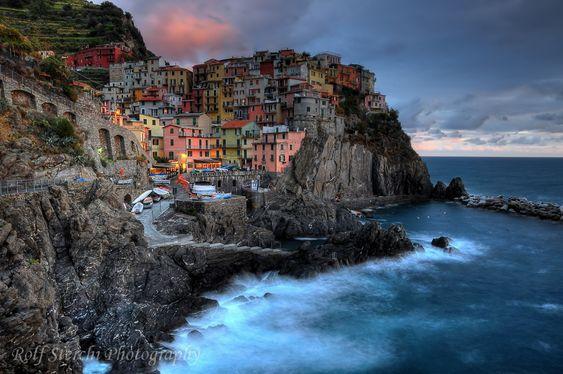 Cinque Terre / Italian Riviera