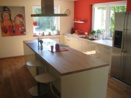 küche: offene insel-küche | meine küche! | pinterest