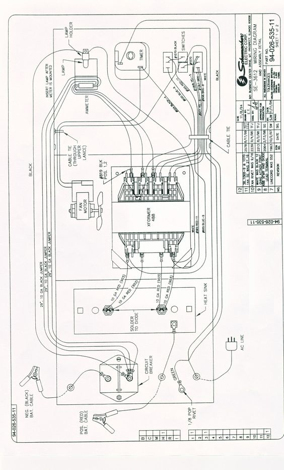 Schumacher Battery Charger Wiring Diagram Pinterest And Html: Schumacher Battery Charger Wiring Diagram At Motamad.org