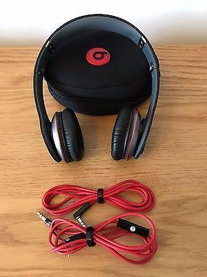 Beats by Dr. Dre Solo Headband Headphones - Black - Top Condition  Original Box https://t.co/Khl4CCqabb https://t.co/vaCQWsr4Ky