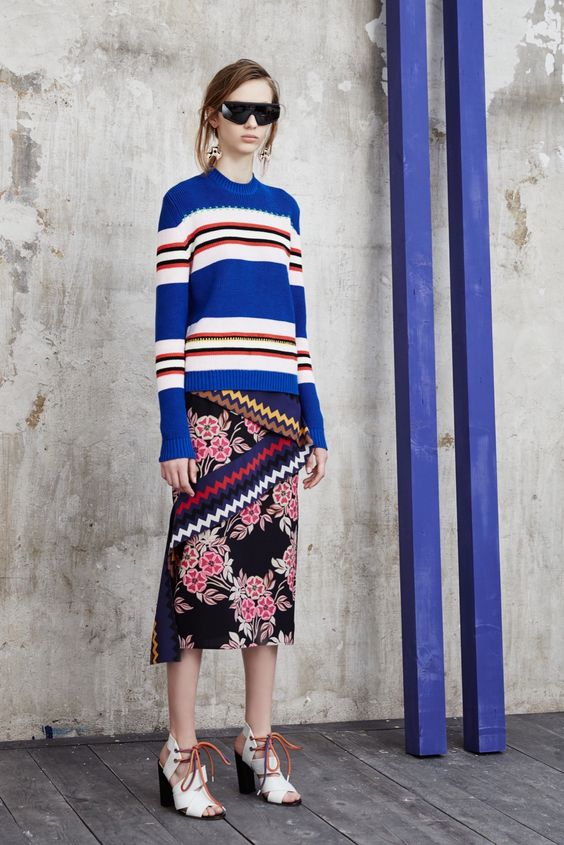 MSGM Resort 2016 - Collection - Gallery - Style.com: