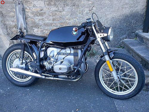 Pair O' Beemers http://goodhal.blogspot.com/2013/03/pair-o-beemers.html #BMW #Motorcycle #R45 #R65