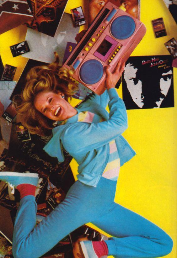 'Teen magazine, May 1983.