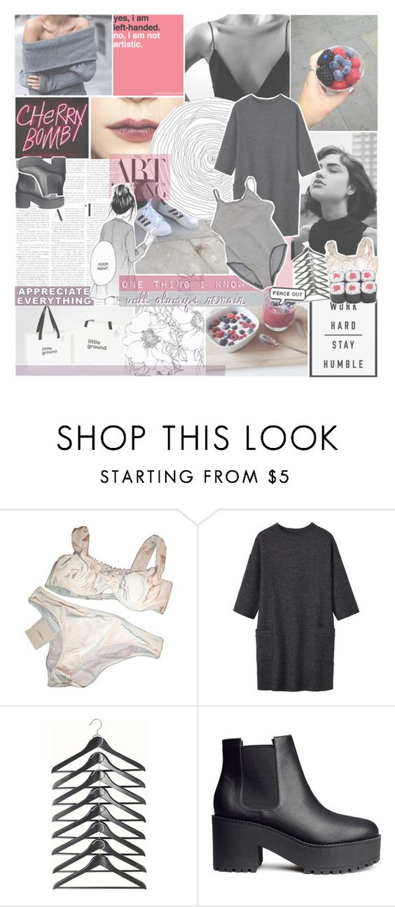 """""""aftertaste"""" by the-midnight-garden ❤ liked on Polyvore featuring La Perla, Toast, Petit Bateau, H&M, women's clothing, women's fashion, women, female, woman and misses"""
