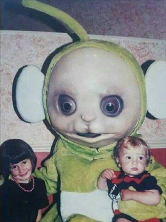 Pin By Dw K9 U N I T On Hello Ann With Images Creepy Kids