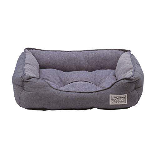 Amazon Co Jp シービージャパン ベッド ペット用 洗える クッション デニム調 Sサイズ Hachi ホーム キッチン ペット クッション