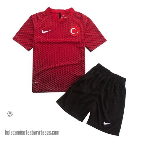 Camiseta Primera Para Nino Turquia 2016  €15.5