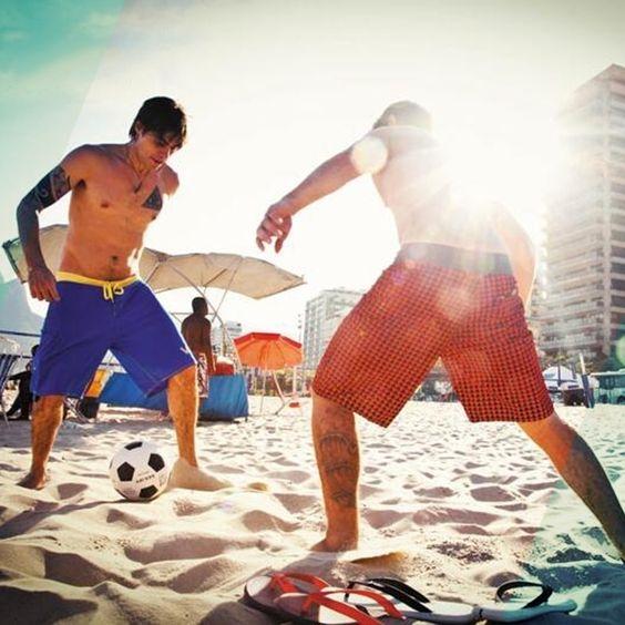 #minhasalegriasparalelas Treinar para ser um craque do futebol.