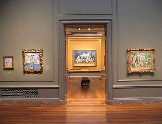 National Gallery of Art, West Building.