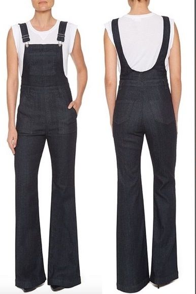 AG Jeans overalls - worn by the Duchess of Cambridge: