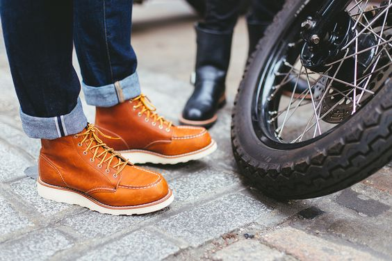We are thrilled to have the legendary Red Wing Heritageon board as a  sponsor for Babes Ride Out UK this year ahead of the launch of their long  awaited new women's range!  From the rows of vintage worker boots in the window to the lovely leather  smell & rows of customers beaten up old mock toes waiting patiently to be  brought back to life in the workroom at the back the London Red Wing store  is a pretty special place. Located just behind the legendary Carnaby Street  it sits on a small…
