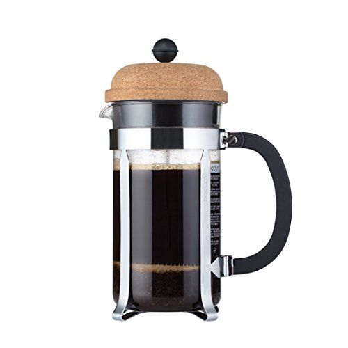 Bodum Chambord 1L 8 Espresso Cup Cafetiere Coffee Maker French Press Copper