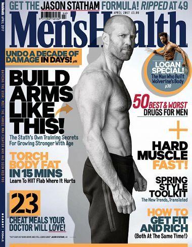 Men's Health UK – April 2017: