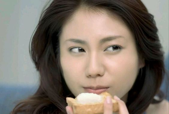 松下奈緒のパン