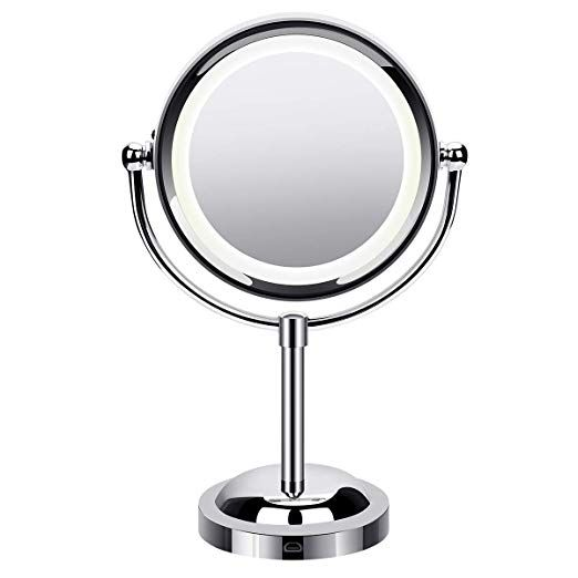 Govee Lighted Makeup Mirror Double Sided Led Vanity Mirror 3x 1x