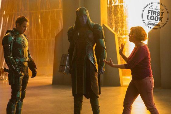 Ronan The Accuser In Captain Marvel