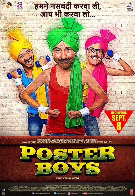 Poster Boys (2017) DVDRip