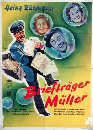 Briefträger Müller