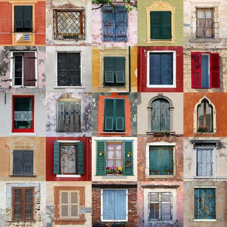 Twenty Five Windows by Igor Shrayer