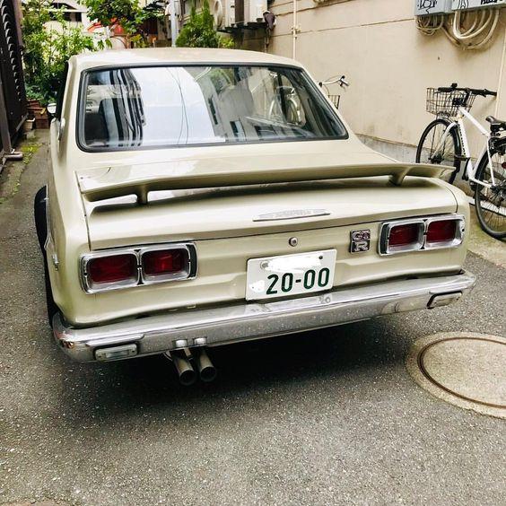 かっこいいなぁ 旧車 もう今の車ボロボロになるまで乗ろうかなぁっていつも思うけどできない笑笑 Skyline Gt R 旧車 ハコスカ ハコスカgtr ハコスカ Gtr 旧車 ハコスカ
