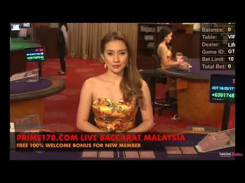 Live Baccarat Online Malaysia Prime178 Com Malaysia Online Casino