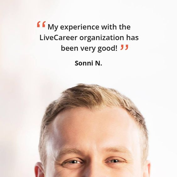 Get to know us http\/\/falcn\/LiveCareerReview LiveCareer - livecareer review
