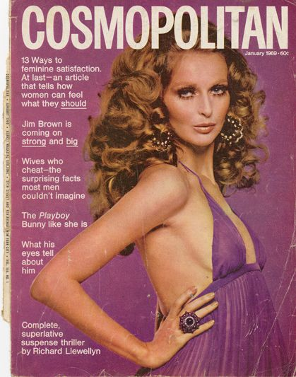 cosmo in the 60's