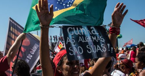 Brazil's Lower House of Congress Votes for Impeachment of... #DilmaRousseff: Brazil's Lower House of Congress Votes for… #DilmaRousseff