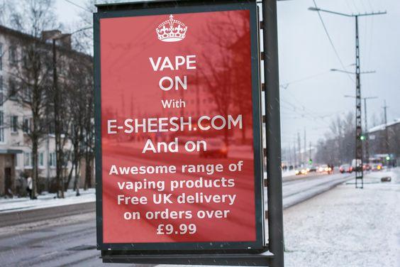 Over 80 e-liquids to choose from http://www.e-sheesh.com