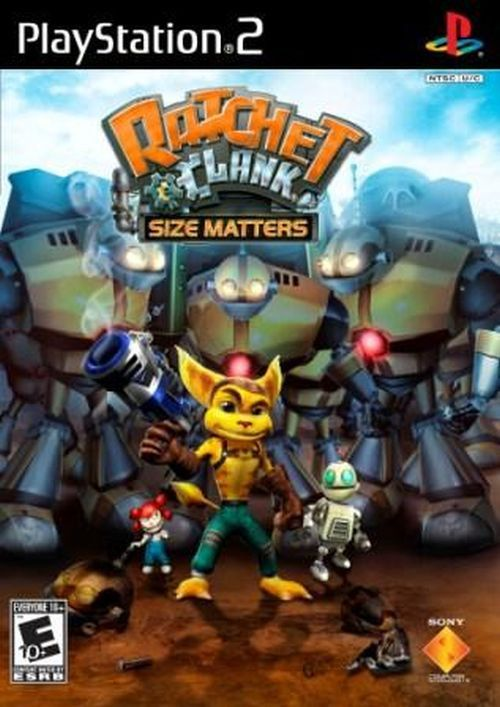 Ratchet & Clank: Size Matters (Sony PlayStation 2, 2008)