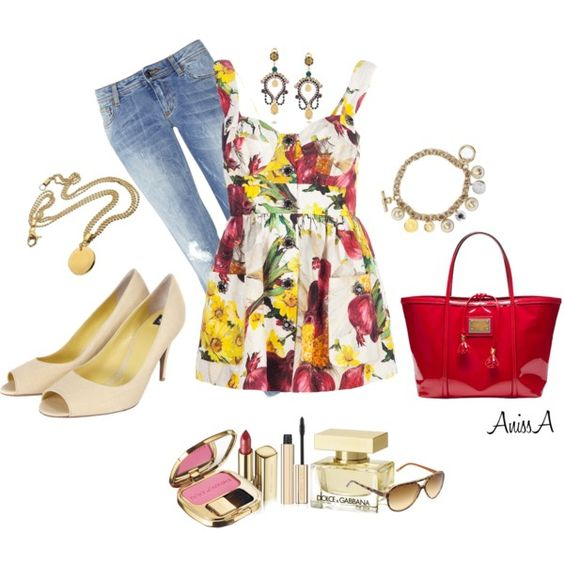 Brighten up your summer with D & G