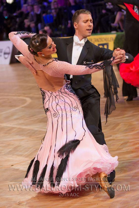 2015 AOC WDSF Standard – Ballroom Style