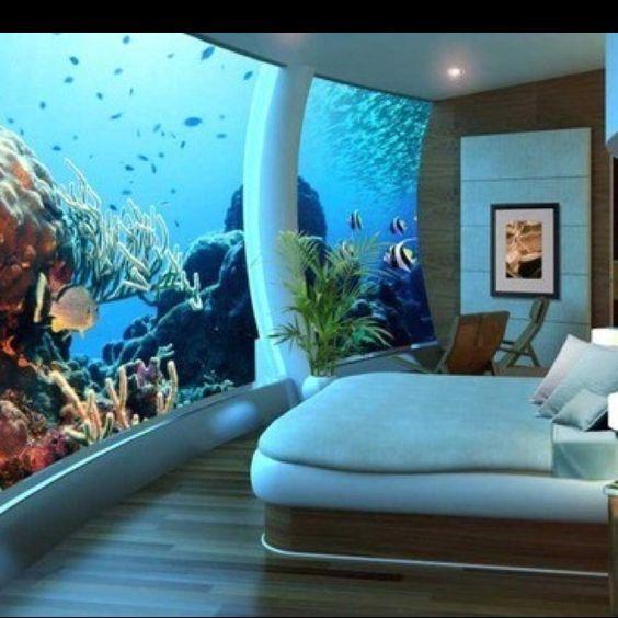 Hotel in Dubai.