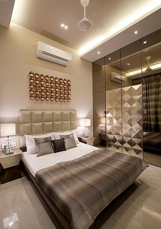 Luxury Master Bedrooms By Famous Interior Designers Master Bedroom Interior Modern Bedroom Interior Master Bedroom Interior Design Modern bedroom interior design images