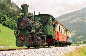 Minitrains 1401 - Hobbyzug set - Loknr. 6 - Zillertalbahn - ÖBB - H0e