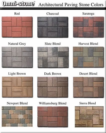 Belgard paver colors pavers environmental paving for Bricks stone design