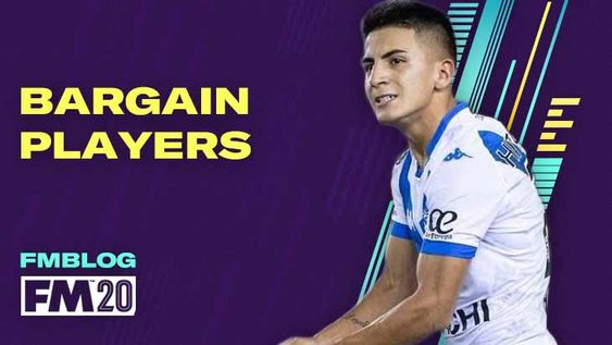 Fm20 Best Bargain Players 350 Shortlist In 2020 Football Manager Players Football