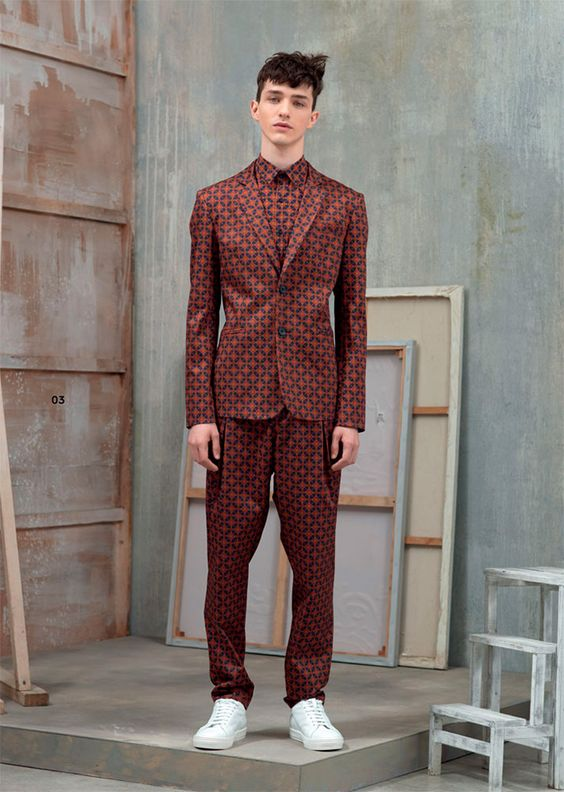 Frankie Morello Fall Winter 2015 Otoño Invierno #Menswear #Trends #Tendencias #Moda Hombre