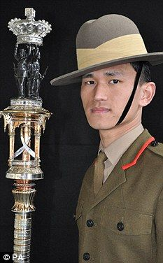 Proud of you daii True Gurkha, RIP Dillisher Limbu, said: 'My wife and I are immensely proud of our only beloved son who has sacrificed his life for the good of others.