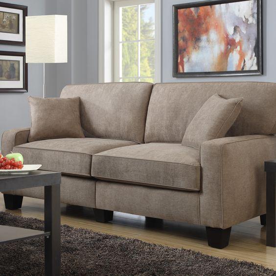 Serta at Home Sofa2Go™ Martinique Deluxe Sofa & Reviews | Wayfair