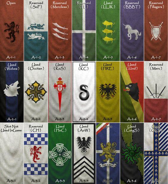 Warband Crpg Arked Draggon Medieval Clan Com Imagens