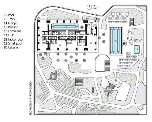 ARCHITECT: Studio Gang Architects; Loewenberg Architects (architect Of  Record) LANDSCAPE ARCHITECT: