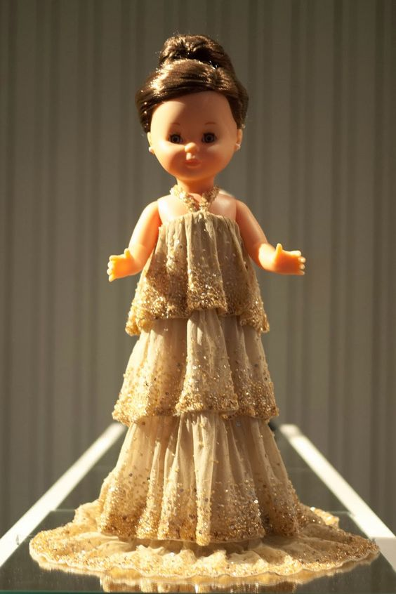 La muñeca Nancy made in Spain de moda