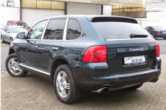 10.900 EUR, 123.500 km, 03 / 2003, Benzin, Automatik, Gebrauchtwagen